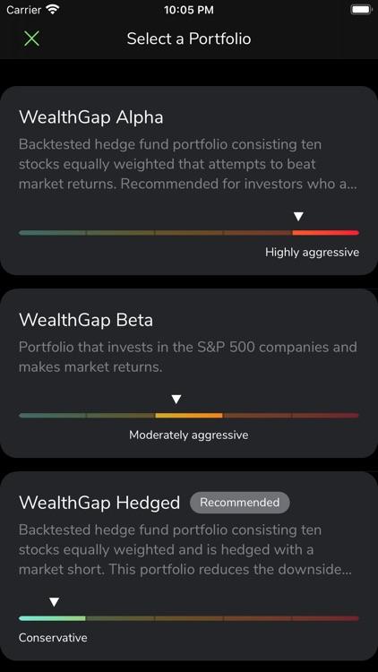 Wealth Gap screenshot-4