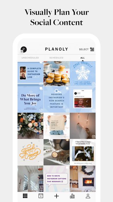 PLANOLY: Plan, Schedule, Post для ПК 1