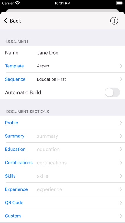 Lavo.ro - Resume Builder screenshot-8