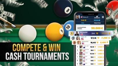 Pool: 8-Ball Cash Tournaments screenshot 2