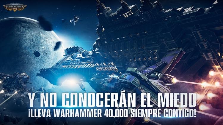 Warhammer 40,000: Lost Crusade screenshot-0