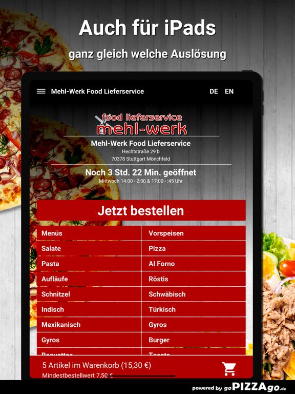 Mehl-Werk Stuttgart Mönchfeld screenshot 7