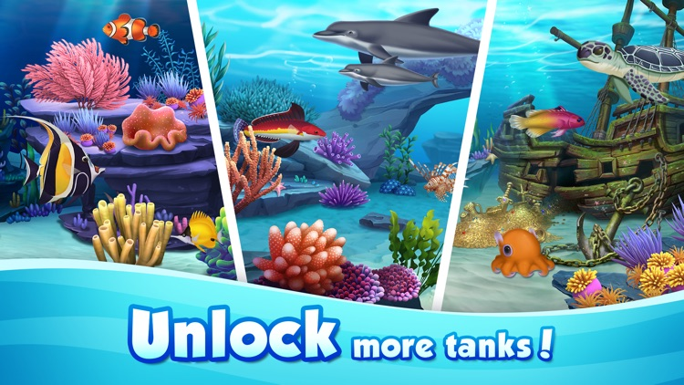 Aqua Blast: Puzzle Adventure screenshot-2