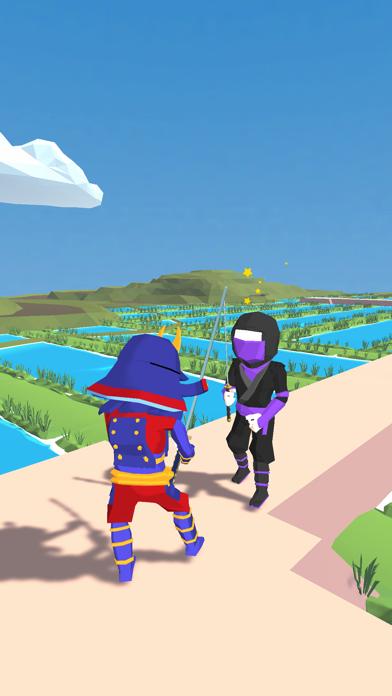 Samurai Standoff 3D screenshot 3