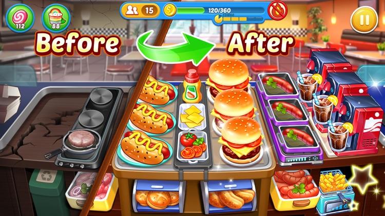 Crazy Chef Cooking Games screenshot-3