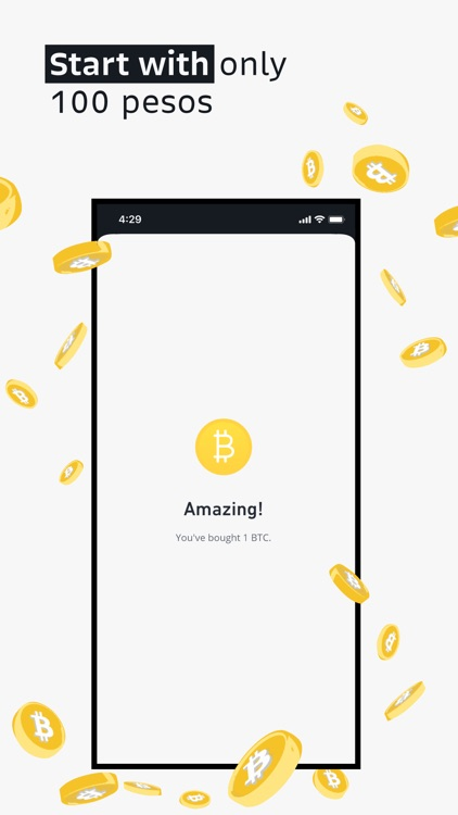 Bitso - Buy and sell bitcoin