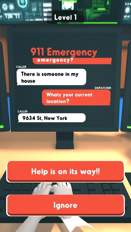 911 Emergency Dispatcher