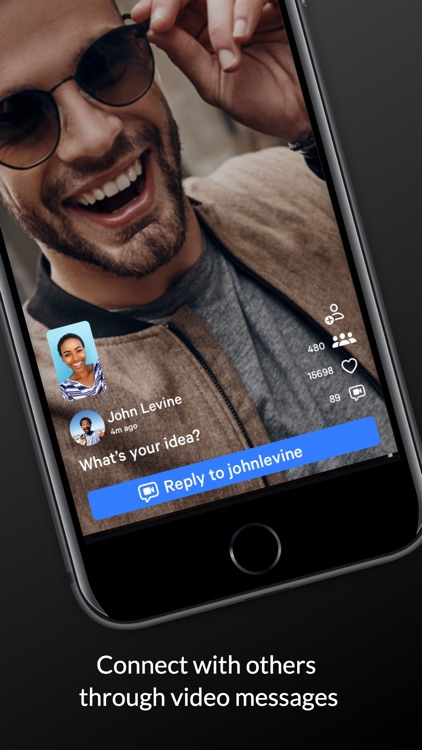 Instantgo: Video Chat Messages