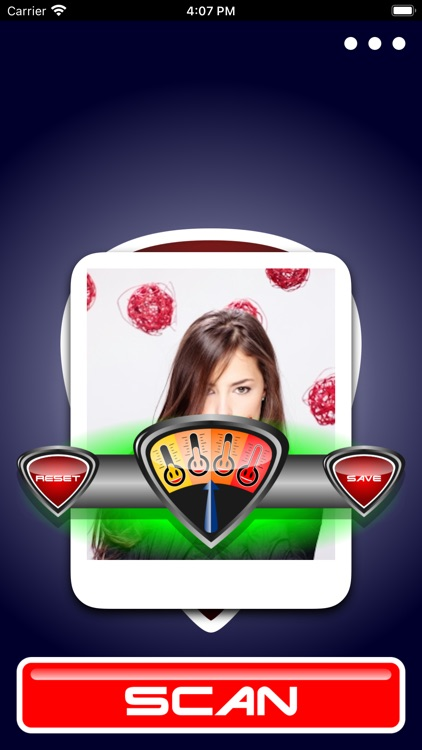 Hot O Meter Photo Scanner Game screenshot-1