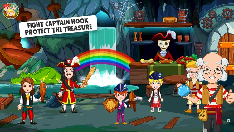 Wonderland : Peter Pan screenshot-4