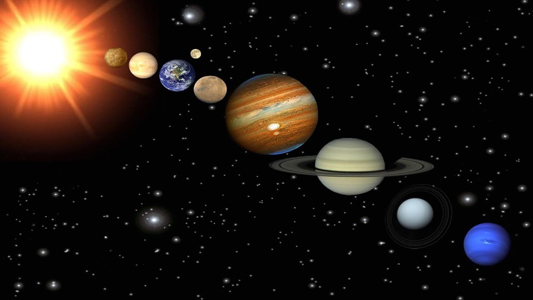 Solar System Planets 3D screenshot-7