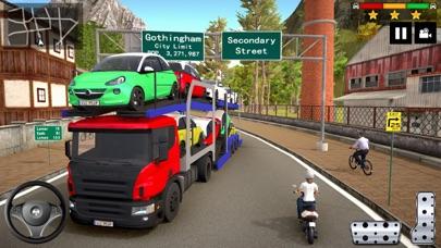 自動車輸送トラックゲーム2020のおすすめ画像6
