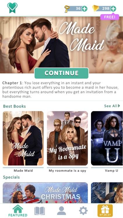 Love Choice: Interactive play screenshot-9