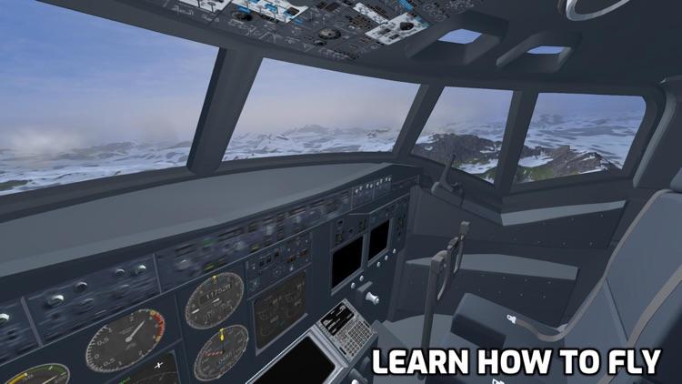 NG Flight Simulator