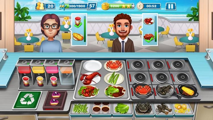 Crazy Cooking Chef: Fever Game screenshot-6
