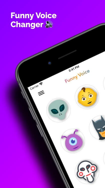 Funny Voice - Effect & Changer