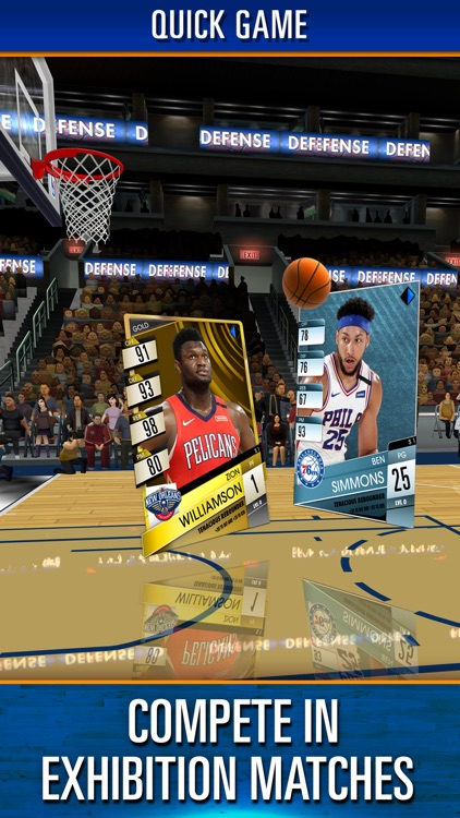 NBA SuperCard: Collect Cards screenshot-2