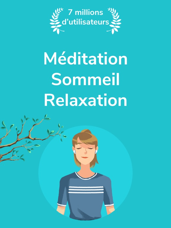 Méditation avec Petit BamBou