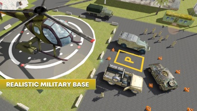Army Parking Simulator screenshot 2