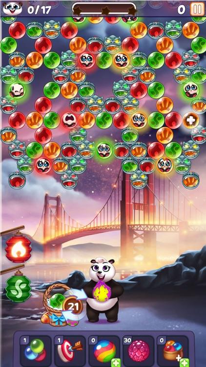 Bubble Shooter - Panda Pop! screenshot-7