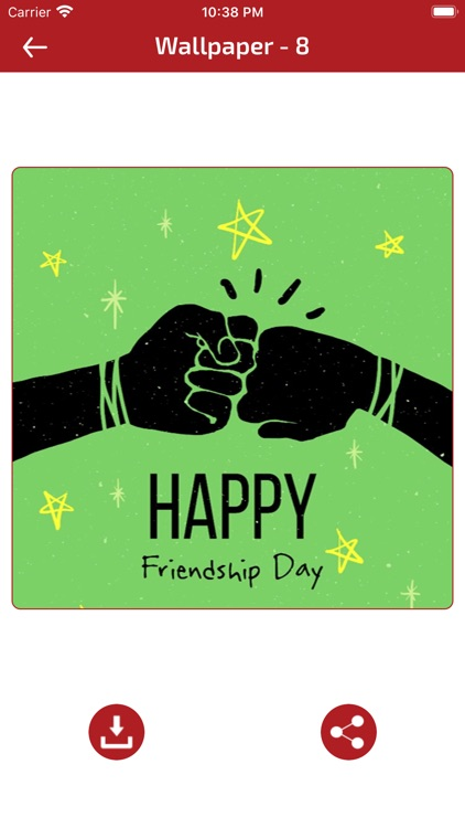 Friendship Day Cards Wallpaper screenshot-4