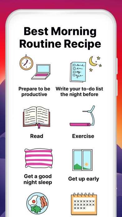 Fabulous - Daily Self Care Screenshot