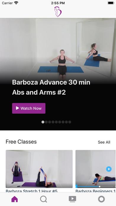 Barboza Method On Demand screenshot 1