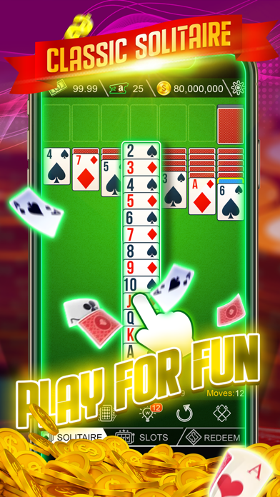 Screen Shot Cash Solitaire 0