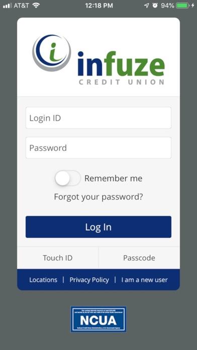 点击获取Infuze Credit Union