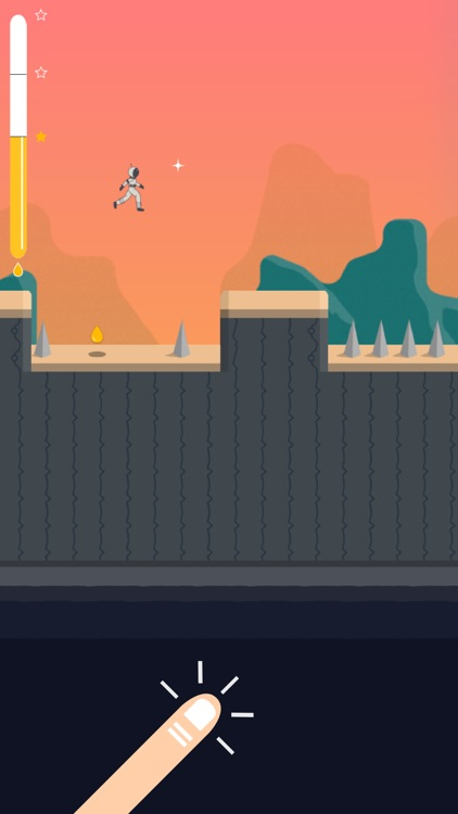 Space Force: Simple Platformer screenshot-7