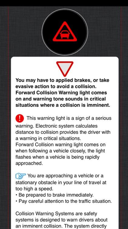 Ford Warning Lights Guide screenshot-4