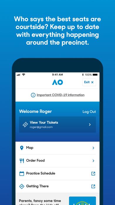 messages.download Australian Open Tennis 2021 software