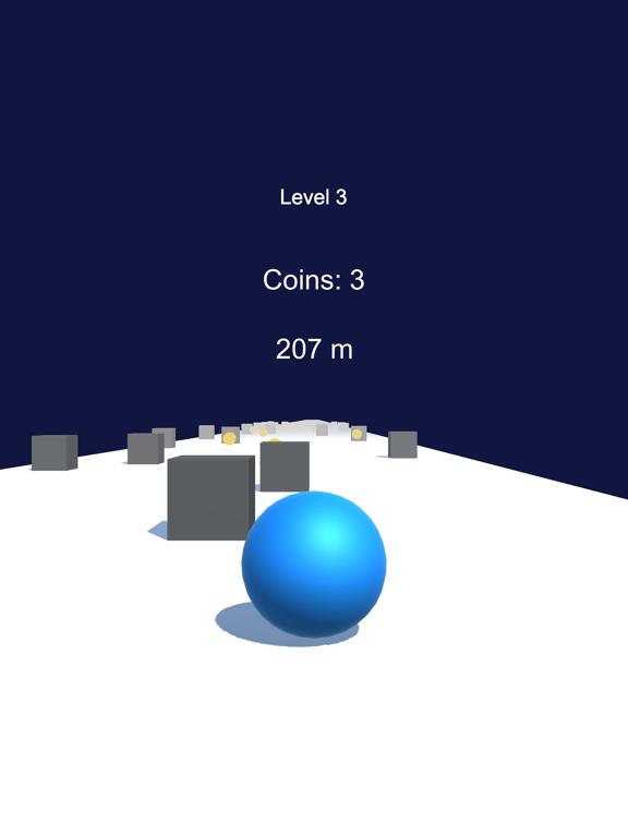 Crazy Ball Dash 3D screenshot 6