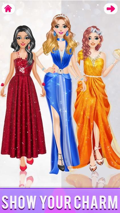 Model Fashion Dress Up Stylist screenshot-3
