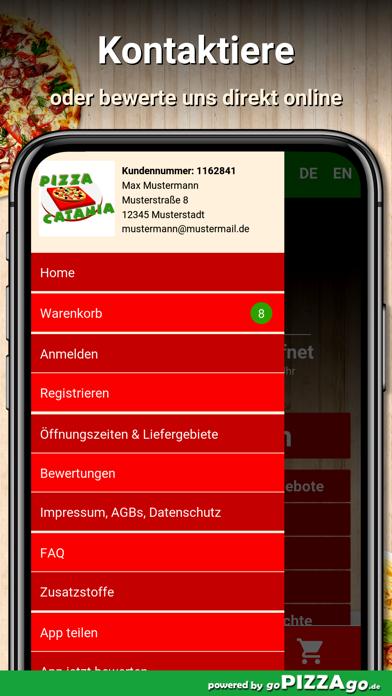Pizza Catania Sindelfingen screenshot 3