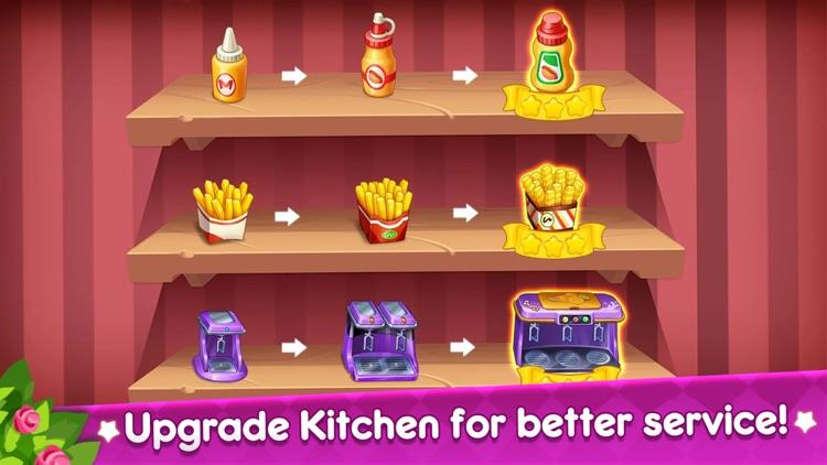 Cooking Food: Chef Craze Games screenshot-6