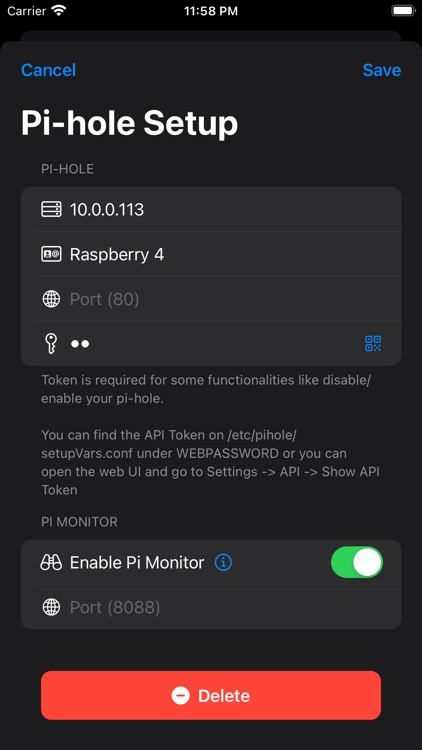 Pi Stats Mobile screenshot-5
