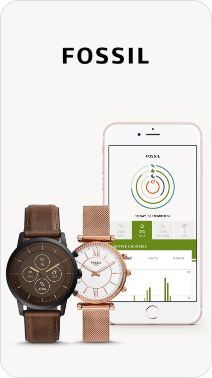 Fossil Hybrid Smartwatches screenshot-0