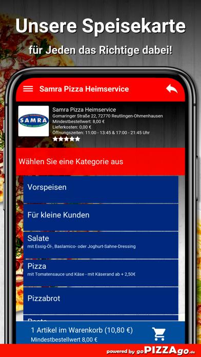 Samra Reutlingen Ohmenhausen screenshot 4