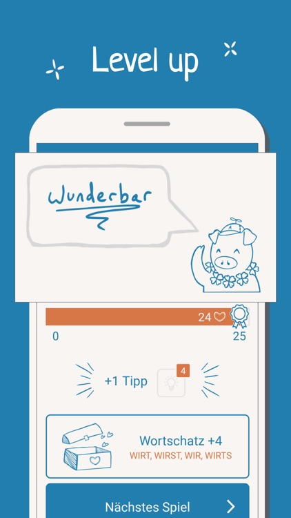 Alphabetika: German Word Game screenshot-5