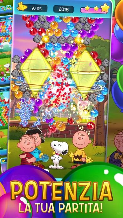Screenshot of Snoopy Pop4