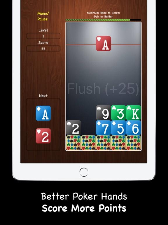 Poker Stacker screenshot