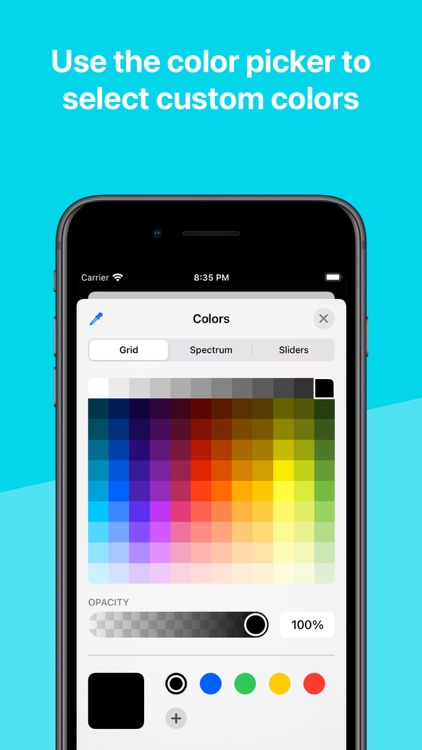 Color Convert: Hex to UIColor screenshot-3