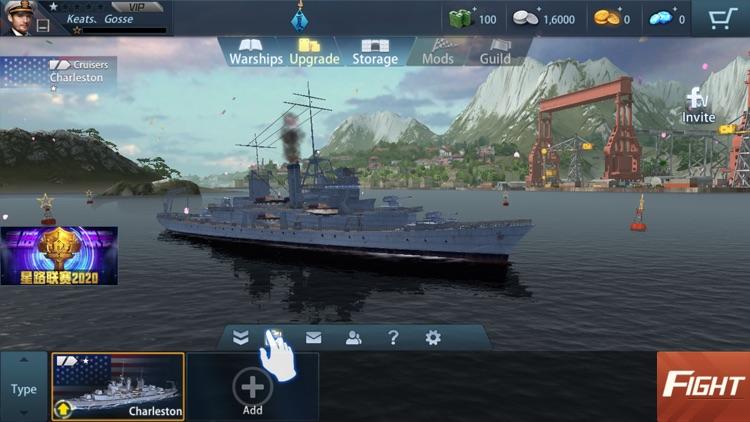 Warship Rising screenshot-4