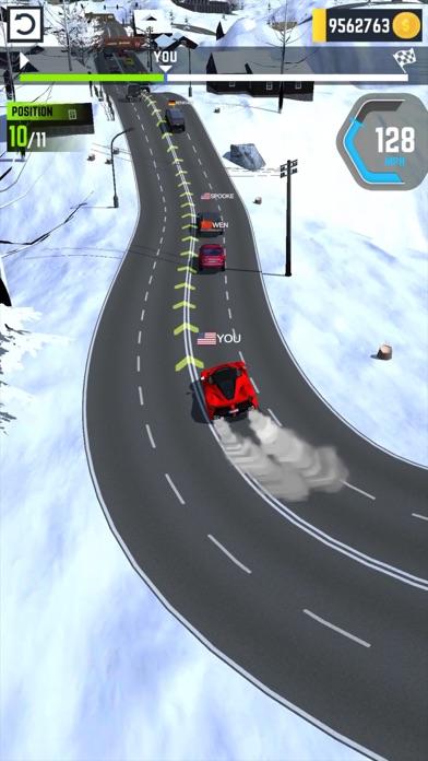 Turbo Tap Race screenshot 1