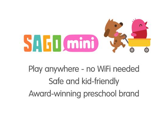 Sago Mini Space screenshot 12