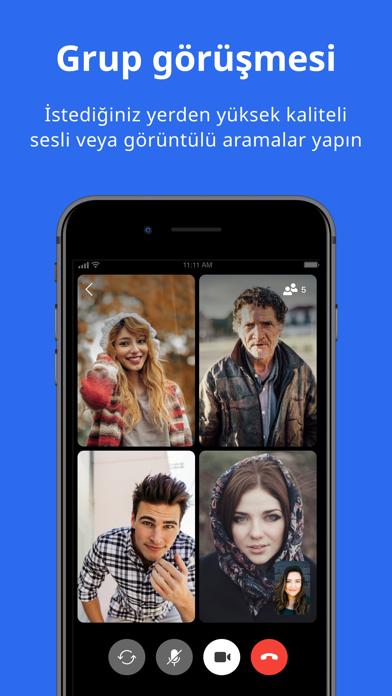 Signal - Gizli Mesajlaşma iphone ekran görüntüleri