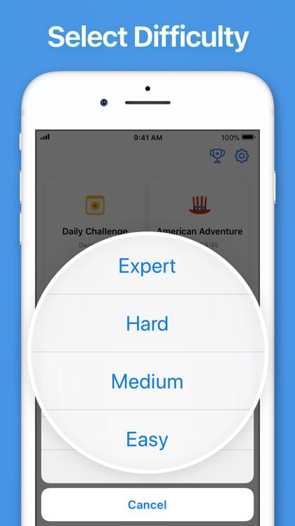 Sudoku.com - Sudoku Puzzle screenshot-4