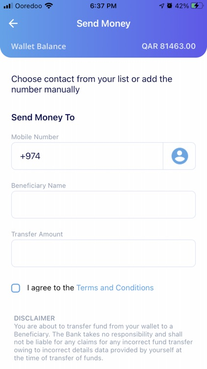 AhliPay Consumer App screenshot-4