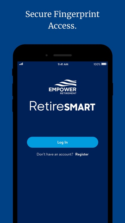 Empower RetireSmart screenshot-0